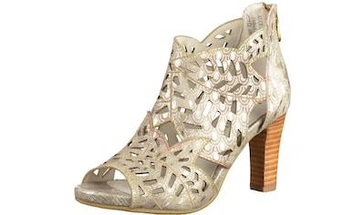 LAURA VITA High-Heel-Sandalette »Leder« kaufen
