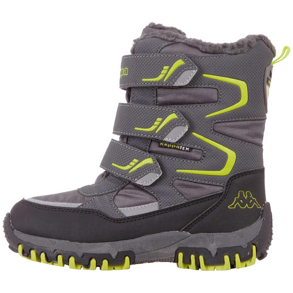 Kappa Winterstiefel GREAT TEX KIDS | Schuhe > Boots > Winterstiefel | Grau | Kappa
