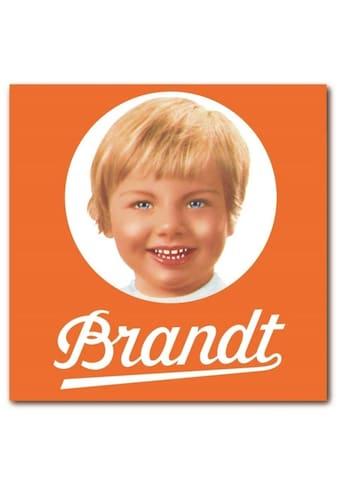 LOGOSHIRT Magnet mit Brandt Zwieback-Logo kaufen
