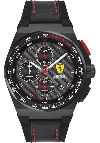 Scuderia Ferrari Chronograph »Aspire, 0830792« kaufen
