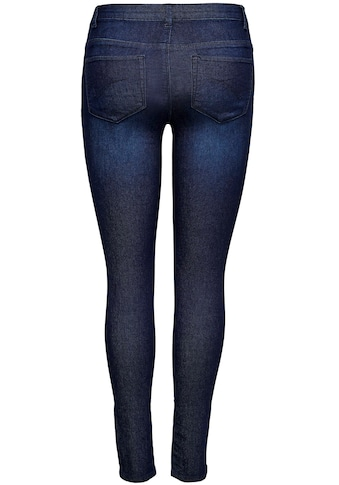 Only Skinny-fit-Jeans »ONLCARMEN IRIS«, mit Stretch kaufen