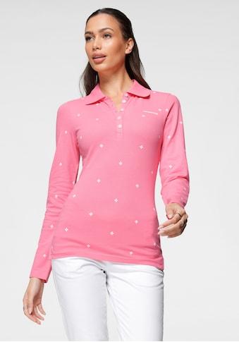 KangaROOS Poloshirt, mit liebevollen Details - NEUE KOLLEKTION kaufen