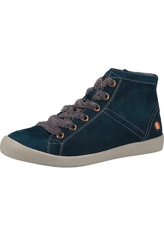 softinos Sneaker »Veloursleder« kaufen