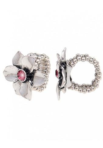 LASCANA Sneaker mit Perlen, Mit modischen Perlen besetzt