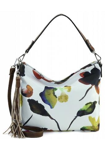 Tamaris Hobo »Charlotte«, mit floralem Muster kaufen