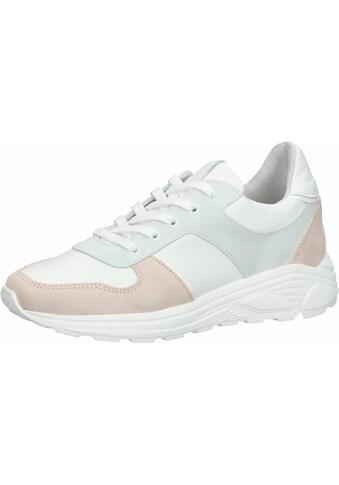 Steven New York Sneaker »Veloursleder« kaufen