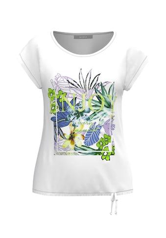 bianca Print-Shirt »DINIA«, mit coolem Statement-Print und modernem Frontmotiv kaufen