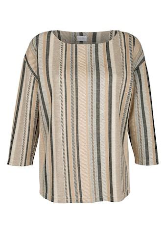 Mona Print-Shirt, mit Glanzgarn kaufen
