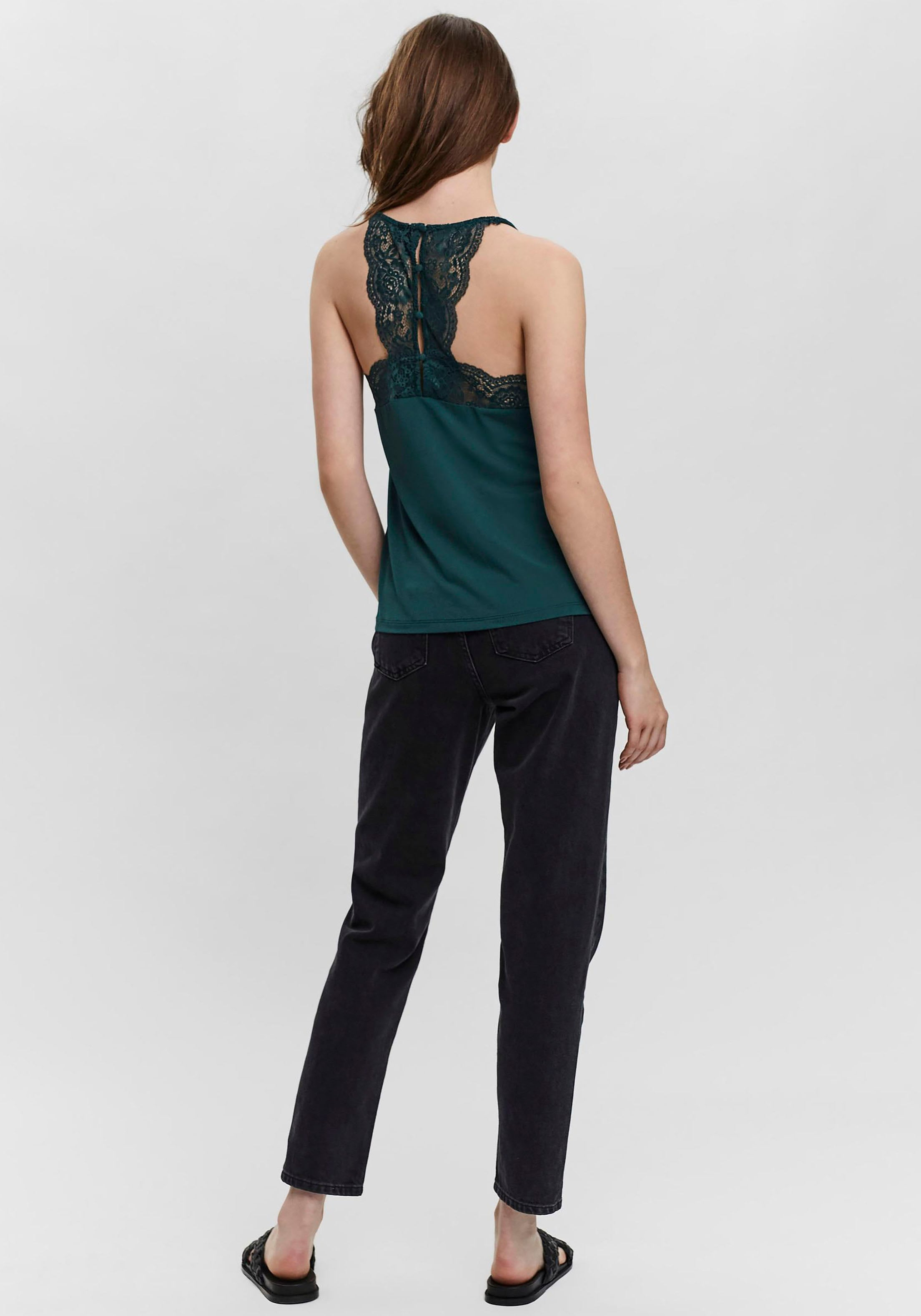 vero moda -  Spitzentop VMANA