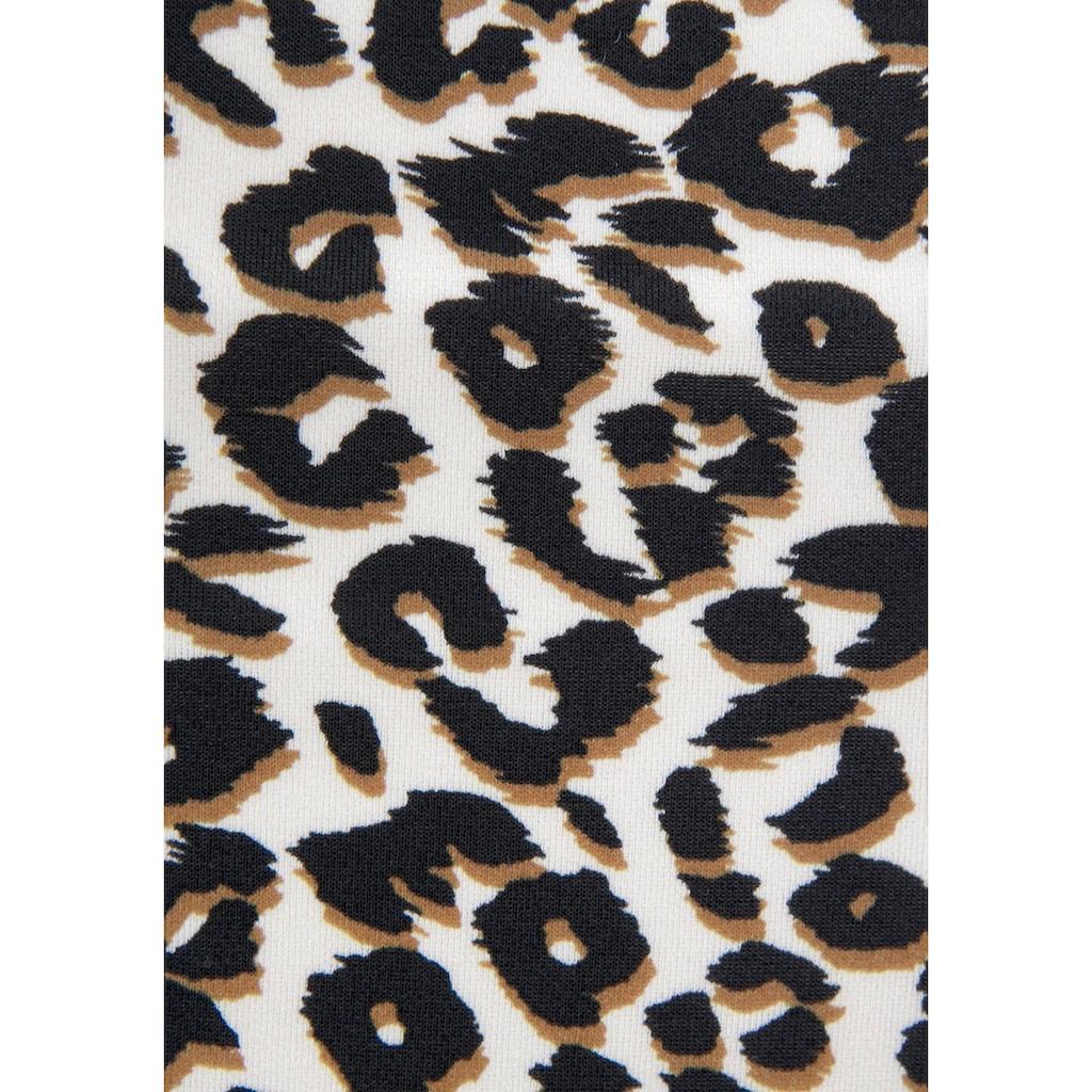 Buffalo Bikini-Hose »Kitty«, in knapperer Form