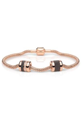 Bering Bead-Armband-Set »Beautiful-180, 200«, (Set, 2 tlg.), mit Zirkonia kaufen