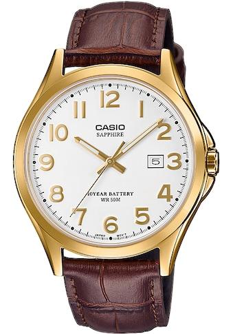 Casio Collection Quarzuhr »MTS - 100GL - 7AVEF« kaufen
