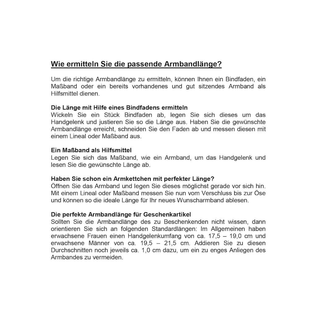 Firetti Schmuckset »bestehend aus 2 Armbänder und 2 Paar Ohrstecker, inkl. Schmuckbox« (Set, 6 tlg.)
