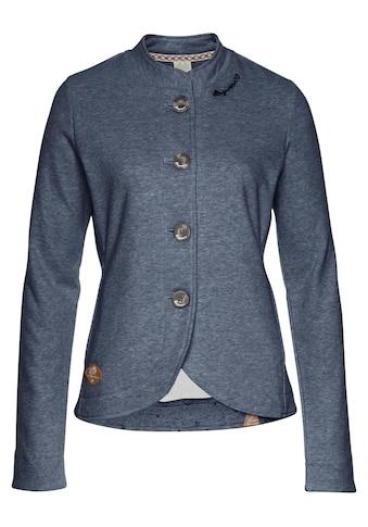 Ragwear Sweatjacke »AVALINA« kaufen