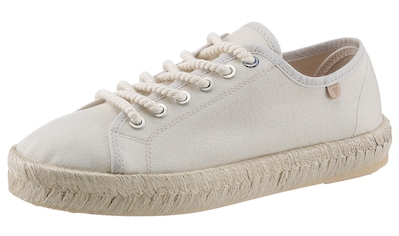 VERBENAS Sneaker »Beatriz Blanes«, mit Jute-Besatz an der Laufsohle kaufen