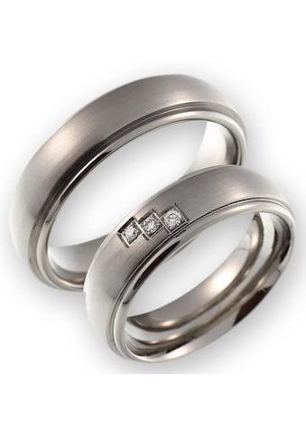 CORE by Schumann Design Trauring »20006173-DR, 20006173-HR, ST050.03«, Made in Germany - wahlweise mit oder ohne Diamanten kaufen