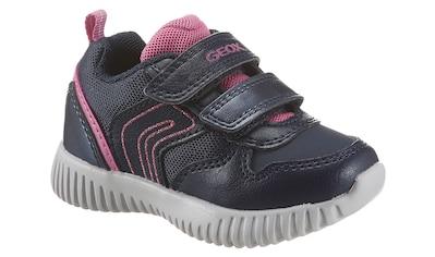 Geox Kids Klettschuh »B Waviness Girl«, mit herausnehmbarer Innensohle kaufen