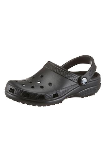 Crocs Clog »Classic«, mit typischem Logo kaufen