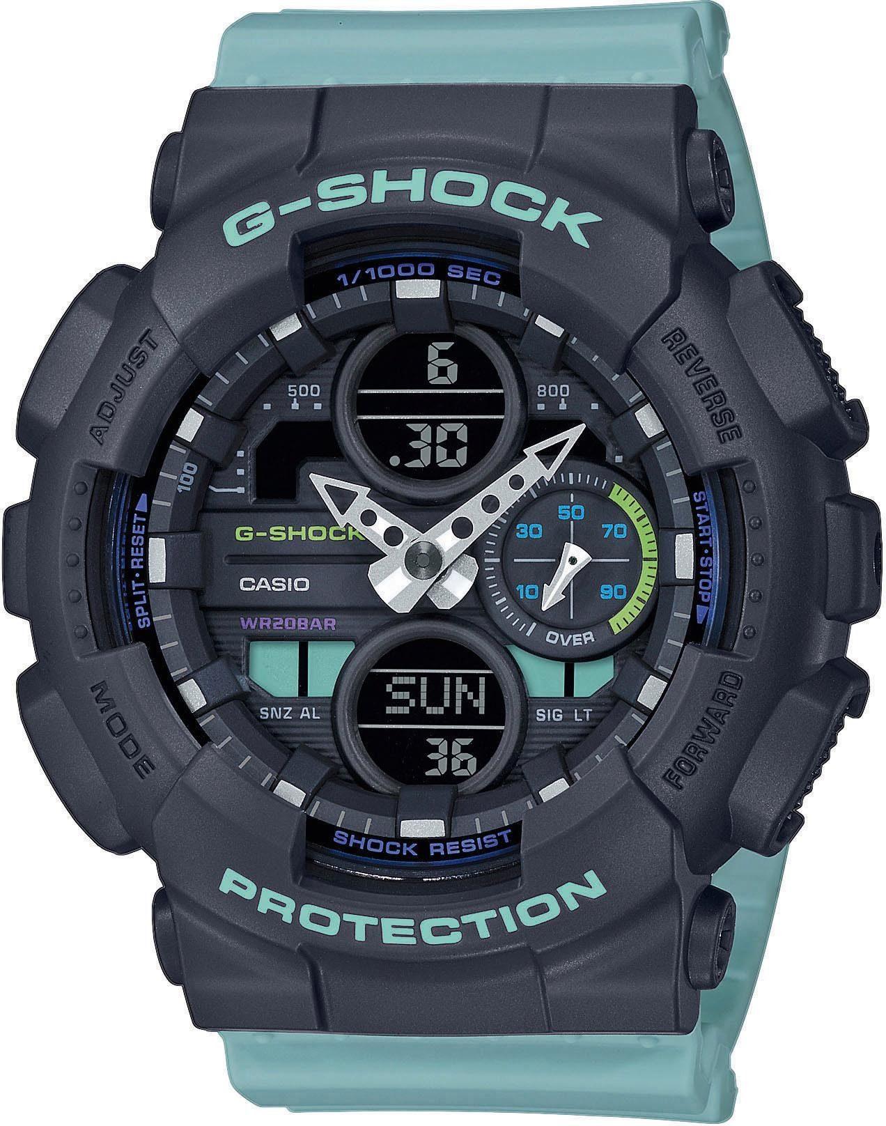 CASIO G-SHOCK Chronograph GMA-S140-2AER günstig online kaufen