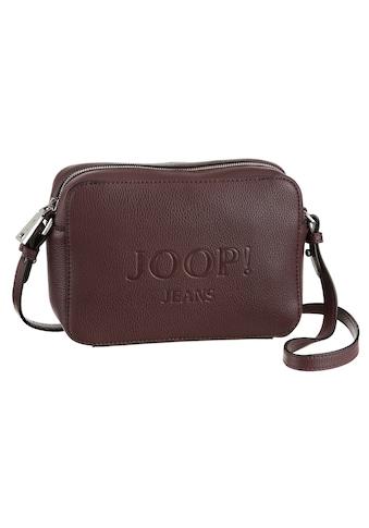 Joop Jeans Umhängetasche »lettera cloe shoulderbag shz«, mit schöner Logo Prägung kaufen