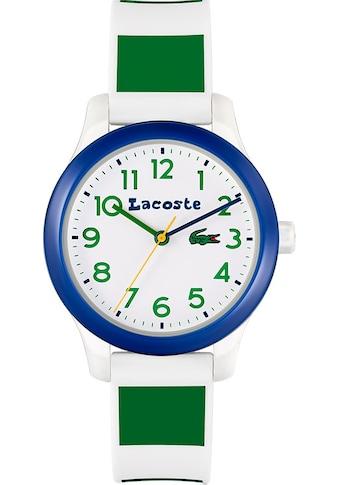 Lacoste Quarzuhr »LACOSTE.12.12 KIDS, 2030033« kaufen