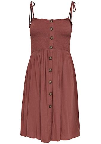 Only Sommerkleid »ONLANNIKA SMOCK DRESS« kaufen