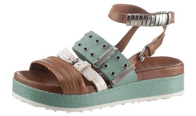 Mjus Sandalette »MAY«, mit Schmuckelementen kaufen