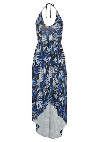 Melrose Jerseykleid, in Vokuhila Form mit Neckholder - NEUE KOLLEKTION kaufen