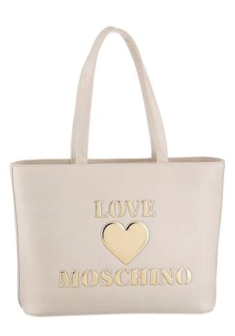 LOVE MOSCHINO Shopper kaufen