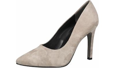 Paul Green High-Heel-Pumps »Veloursleder« kaufen