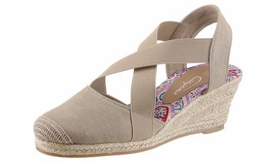 CITY WALK Sandalette, mit Gummizug kaufen