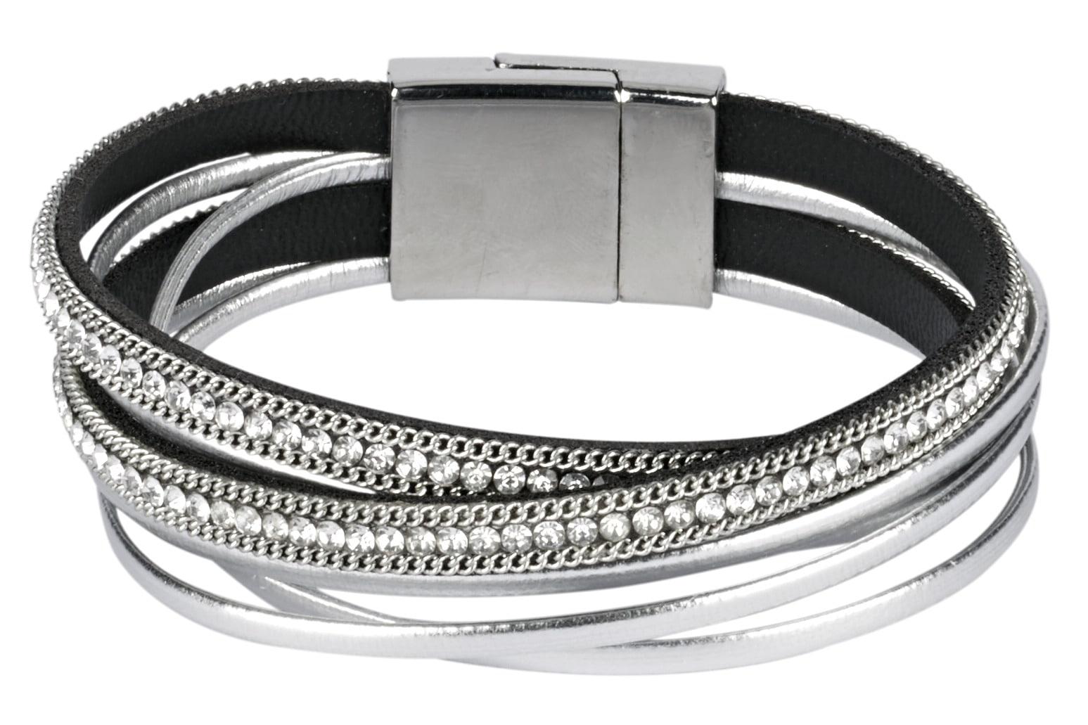 Heine Armband mit Steinchen