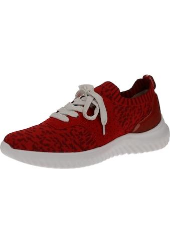 Jana Sneaker »Lederimitat/Textil« kaufen