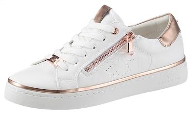 TOM TAILOR Sneaker, mit Metallic Effekten kaufen