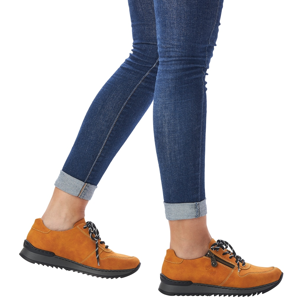 Rieker Wedgesneaker, mit Keilabsatz