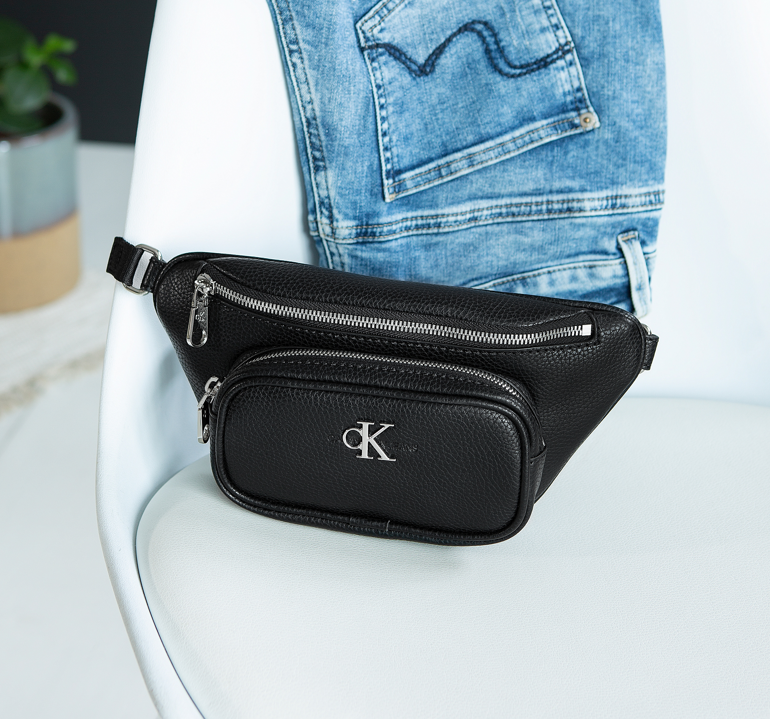 calvin klein jeans -  Bauchtasche Convertible