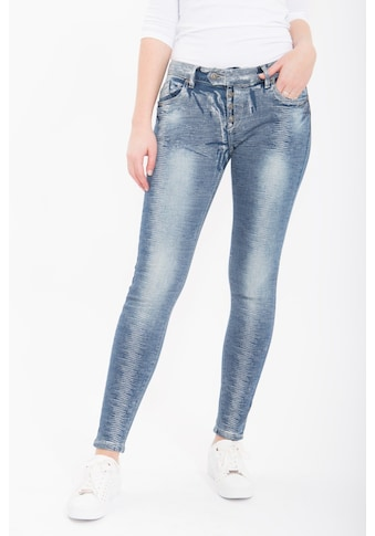 Blue Monkey Skinny - fit - Jeans »Ruby 1458« kaufen