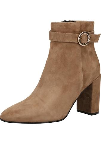 Scapa High - Heel - Stiefelette »Veloursleder« kaufen