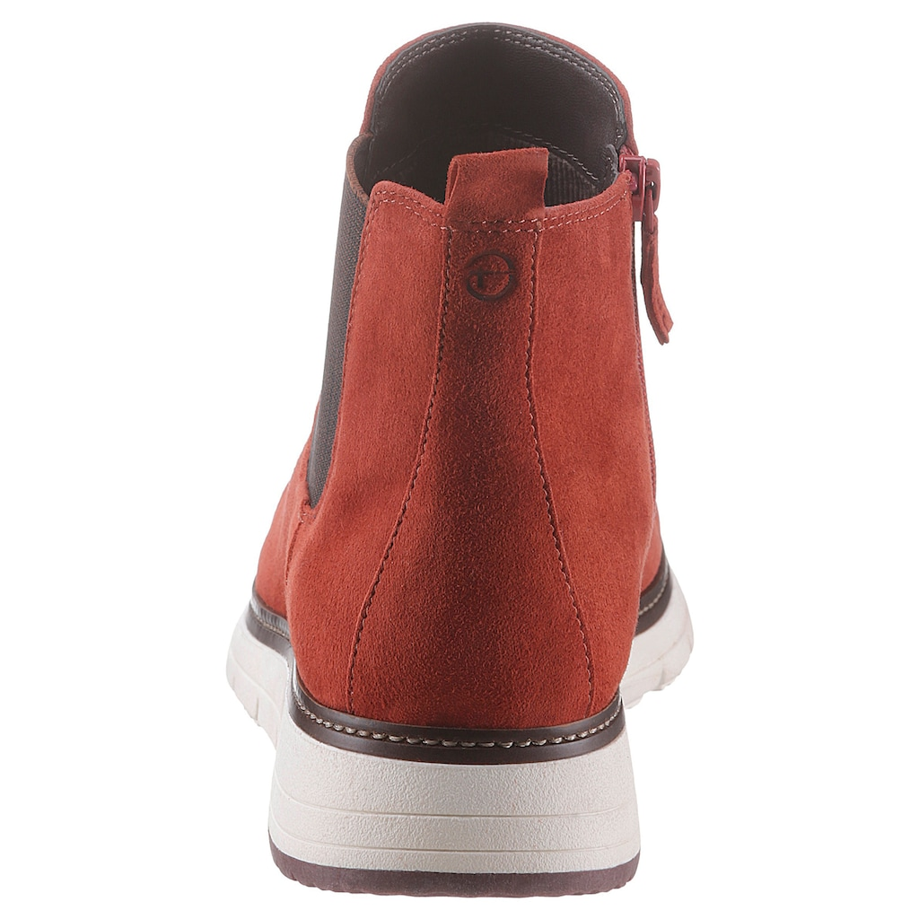 Tamaris Chelseaboots »PureRelax«, im sportiven Look