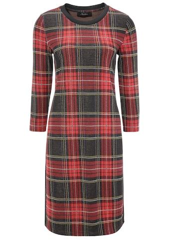 Aniston CASUAL Sweatkleid, mit seitlichen Galonsteifen kaufen