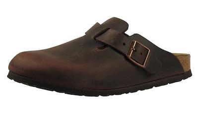 Birkenstock Clog »Fettleder« kaufen