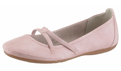 Tamaris Ballerina »Caterina«, mit Gummizugriemchen kaufen