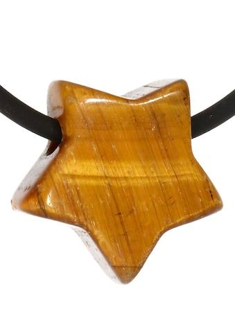 Adelia´s Kettenanhänger »Damen Schmuck Anhänger bunt Stern« kaufen