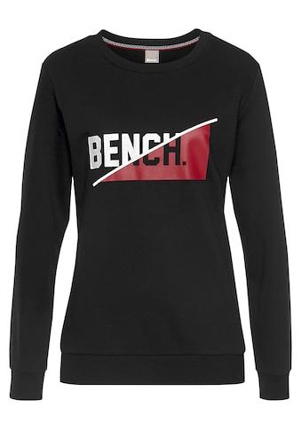 Bench. Sweatshirt »Bench Sweatshirt« kaufen