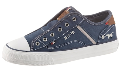 Mustang Shoes Slip-On Sneaker, mit Label kaufen