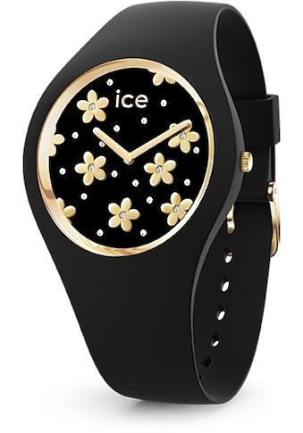 ice - watch Quarzuhr »ICE flower  -  Precious black  -  Small  -  2H, 16659« kaufen
