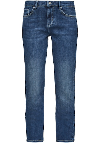s.Oliver Regular-fit-Jeans »Karolin«, straight leg, mid rise kaufen