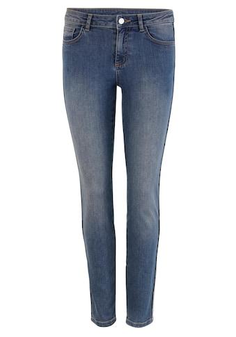Aniston SELECTED Skinny-fit-Jeans, Regular Waist kaufen