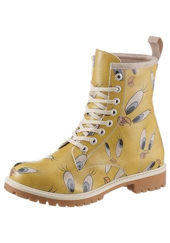 DOGO Schnürboots »Tweety in Yellow« kaufen
