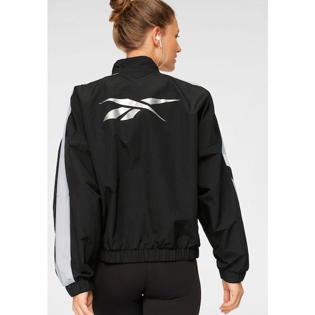 Reebok Windbreaker »WOR MYT Woven Jacke« auf Rechnung kaufen